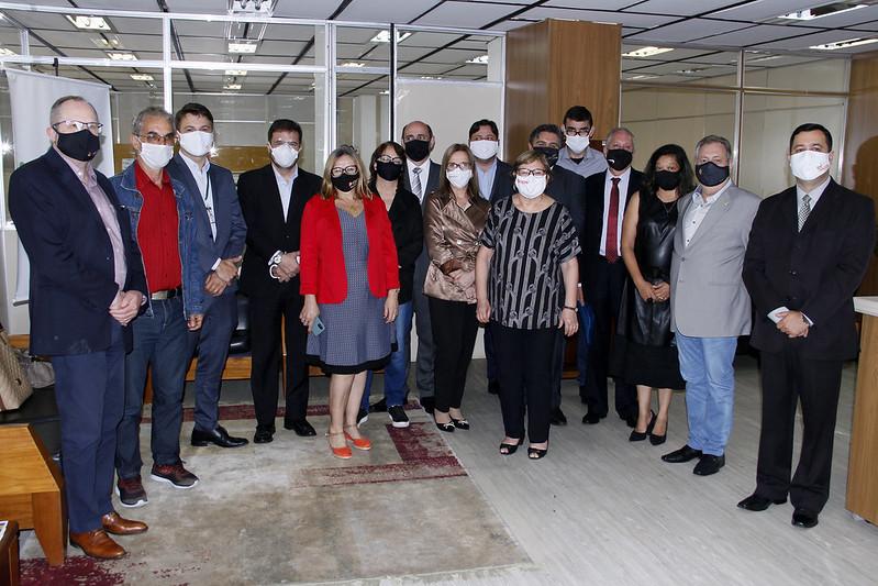 Conselho de Administração do IPE Saúde toma posse
